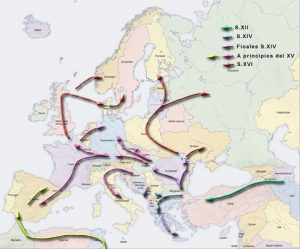 Origins, admixture and founder lineages in European Roma