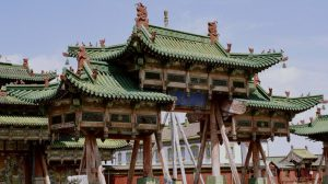 Genetic trail for the early migrations of Aisin Gioro, the imperial house of the Qing dynasty